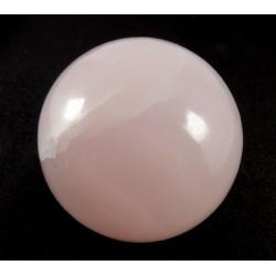 Pink Mangano Calcite Sphere