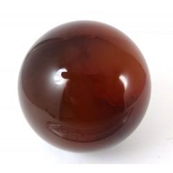 Carnelian Crystal Sphere
