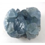 Celestite Cluster Crystal Ball