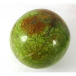 Chrysoprase Crystal Sphere