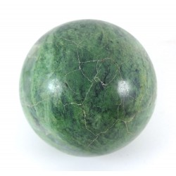 Chrysoprase Crystal Ball