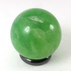 Fluorite Crystal Sphere