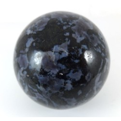 Mystic Merlinite Gabbro Crystal Sphere