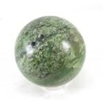Hydrogrossular Garnet Crystal Ball