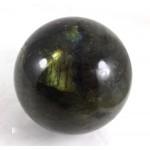 Labradorite Crystal Sphere