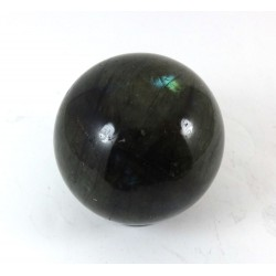 Speckles Labradorite Crystal Ball 41mm