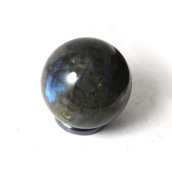 Small Labradorite Crystal Sphere 36mm