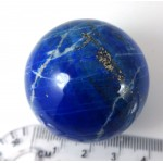 Good Quality Lapis Lazuli Crystal Ball 37mm