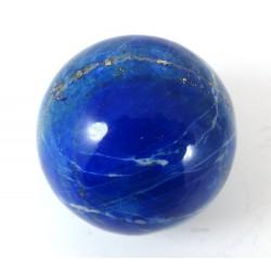 Good Quality Lapis Lazuli Crystal Ball 37mm