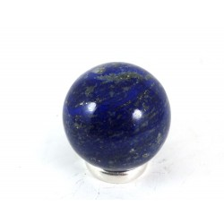 Quality Lapis Lazuli Crystal sphere 42mm