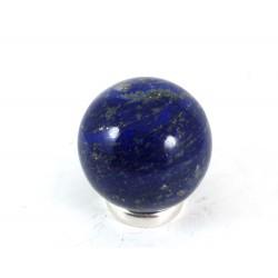 Quality Lapis Lazuli Crystal sphere 42mm