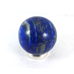 Quality Lapis Lazuli Crystal sphere 41mm