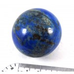 Quality Lapis Lazuli Crystal Ball 43mm