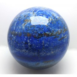 Large Lapis Lazuli Crystal Ball 99mm