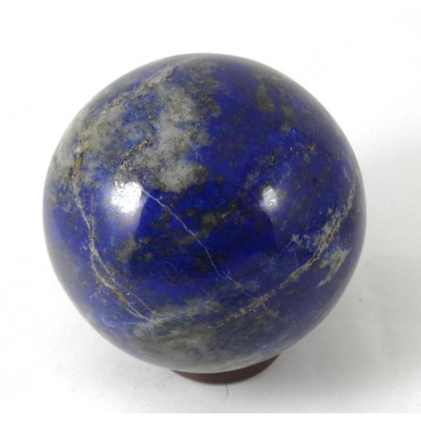 Lapis Lazuli Crystal Ball