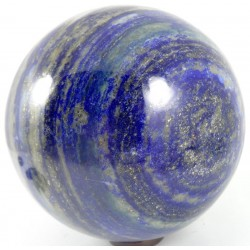 Lapis Crystal Sphere 87mm