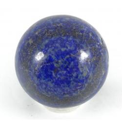 Lapis Crystal Sphere