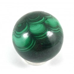 Malachite Crystal Balls