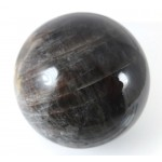 Black Moonstone Crystal Sphere