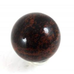 Mahogany Obsidian Crystal Ball