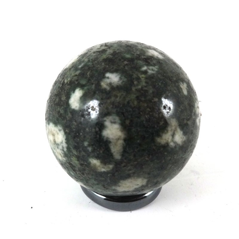 HAND PAINTED IN UK STONEHENGE GLASS PAPERWEIGHT IN GIFT BOX