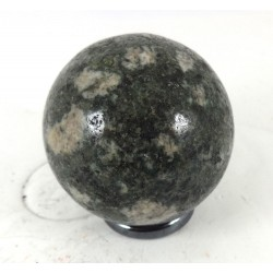 Preseli Blue Stone Crystal Ball 40mm