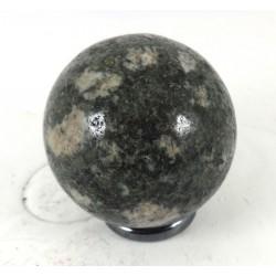 Preseli Blue Stone Crystal Ball 40mm