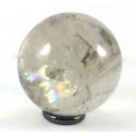 Himalayan Clear Quartz Crystal Ball