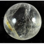53mm Clear Quartz Crystal Ball from Madagascar