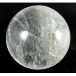 54mm Clear Quartz Crystal Ball from Madagascar