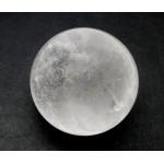 57mm Clear Quartz Crystal Ball from Brazil
