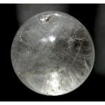 Clear Quartz Crystal Ball from Madagascar