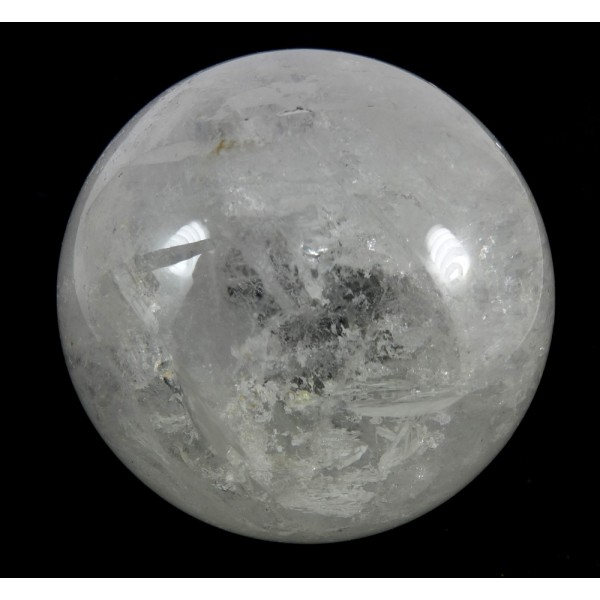 Brazilian Quartz Crystal Sphere 47mm