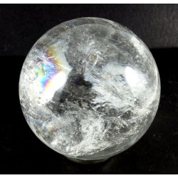 Brazilian Quartz Crystal Sphere 56mm