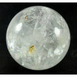 Brazilian Quartz Crystal Sphere 70mm