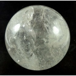 Brazilian Quartz Crystal Ball 70mm