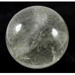 63mm Clear Quartz Crystal Sphere from Madagascar