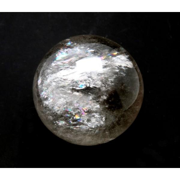 Madagascan Rainbow Quartz Crystal Ball