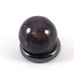 Star Ruby Crystal Ball 18mm