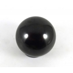 Shungite Crystal Sphere