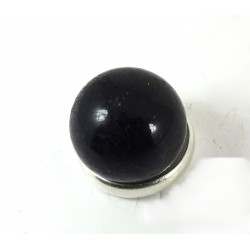 Madagascan Black Tourmaline Crystal Ball