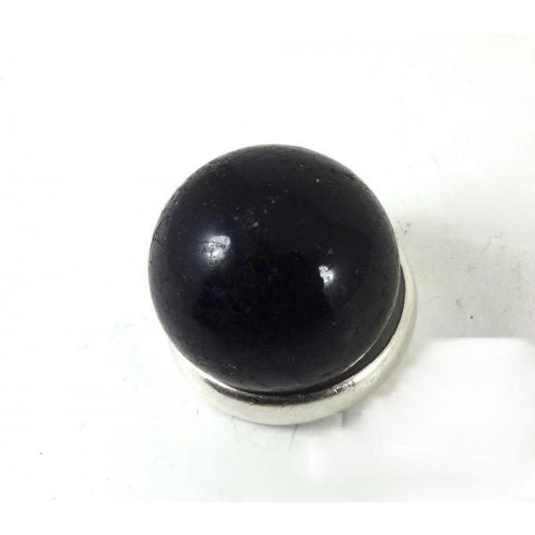 Madagascan Black Tourmaline Crystal Ball