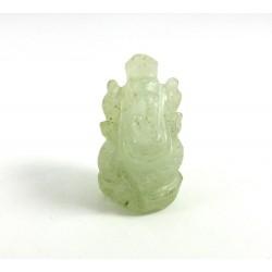 Pocket Aventurine Carved Ganesh
