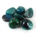 Great Colour Chrysocolla Tumblestones