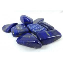 Nice Grade Lapis Lazuli tumblestones 30-40mm