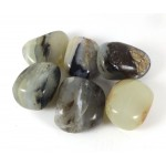 Andean Opal tumblestones 28-34mm