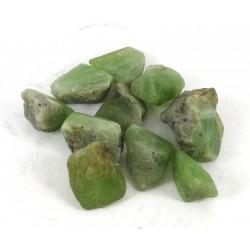 Peridot tumblestones 15-23mm