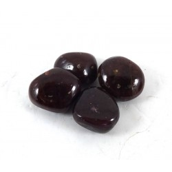 Indian Ruby tumblestones 14-18mm