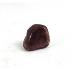 Deep Pink Tourmaline Tumblestone