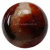 Carnelian Crystal Balls